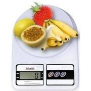 Balança De Cozinha Digital Com Capacidade De 10kg Divisão De 1g SF400