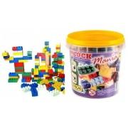 Blocos De Montar Block Mania Com 52 Peças Brinquedo Educativo Alfem BM52