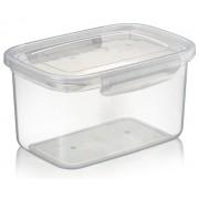 Kit 10 Potes Altos Com Tampa E Travas Para Micro-ondas E Freezer 4,3l Nitron 151