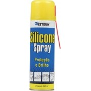 Silicone Spray Multiuso Para Carro E Náutica 300ml 150g Western SS300