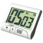 Timer Cronômetro Temporizador Digital Para Cozinha Com Imã Jiaxi D016
