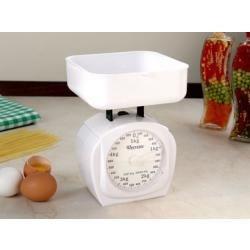 Balança de Cozinha Analógica c/ Bandeja Até 5kg Western KC05  - MGCOMPUTERS