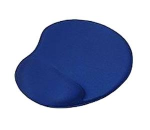 Mouse Pad Ergonômico Em Tecido Com Apoio Para o Pulso e Base Emborrachada  - MGCOMPUTERS