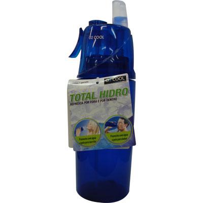 Garrafa Cantil Squeeze com Borrifador de Água O2 Cool Total Hidro 2282  - MGCOMPUTERS
