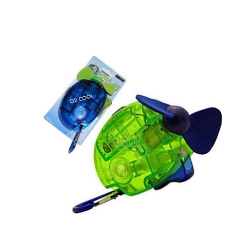 Ventilador de M�o com Borrifador Chaveiro Aqua Ar O2 Cool 2281  - MGCOMPUTERS