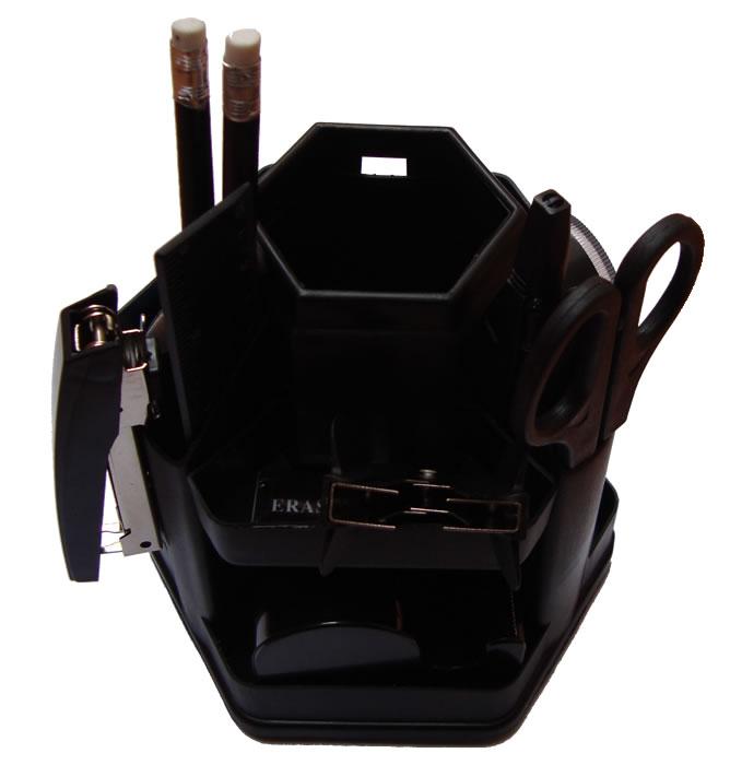 Kit Porta Lápis Organizador Para Mesa de Escritório AG1002  - MGCOMPUTERS