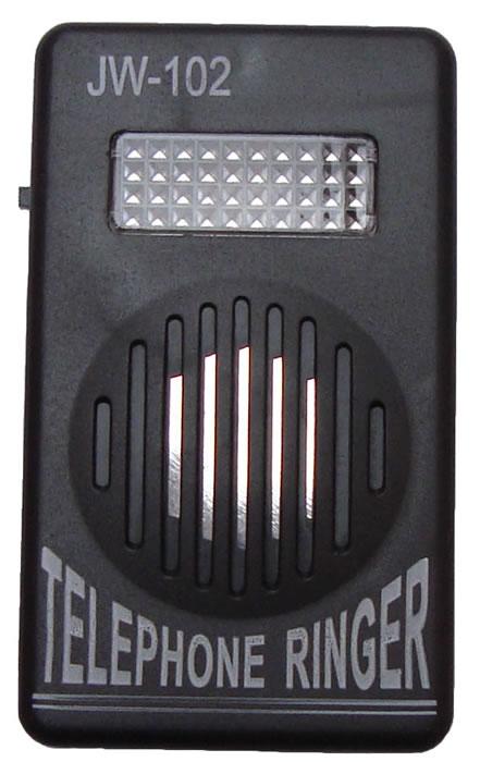 Campainha Auxiliar Amplificada Para Telefone Maxtel JW102  - MGCOMPUTERS