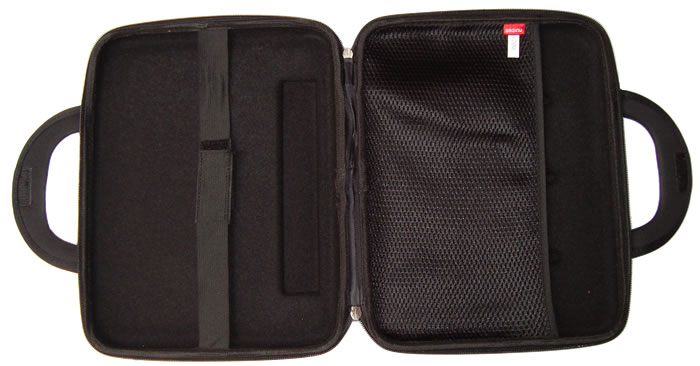 Maleta Case Para Netbook e Notebook R�gida Com Al�a MC1682  - MGCOMPUTERS