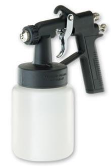 Pistola Para Pintura Com Caneca Baixa Pressão Western SG34  - MGCOMPUTERS