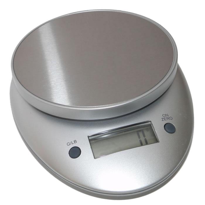 Balança de Cozinha Digital Até 3Kg Precisão de 1g Casita EM2856ST  - MGCOMPUTERS
