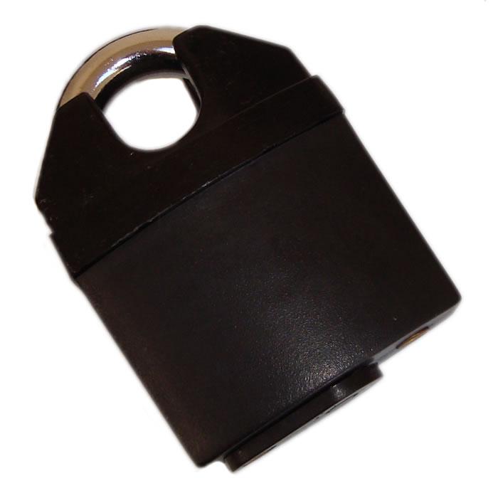 Corrente Coberta Com Lona e Cadeado Trava Antifurto Para Moto Carro e Portão Bestfer BFH1118  - MGCOMPUTERS