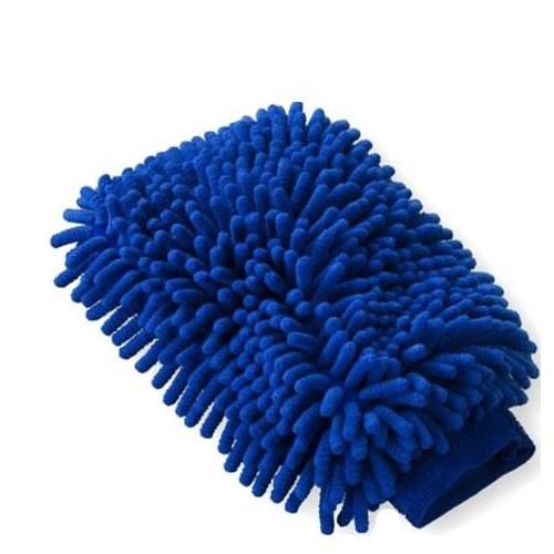 Luva Para Lavar Carro e Limpeza Doméstica Em Microfibra Art House Z1427  - MGCOMPUTERS