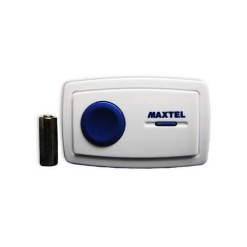 Campainha Sem Fio Com 36 Toques Maxtel JXA-XS109 Bivolt  - MGCOMPUTERS