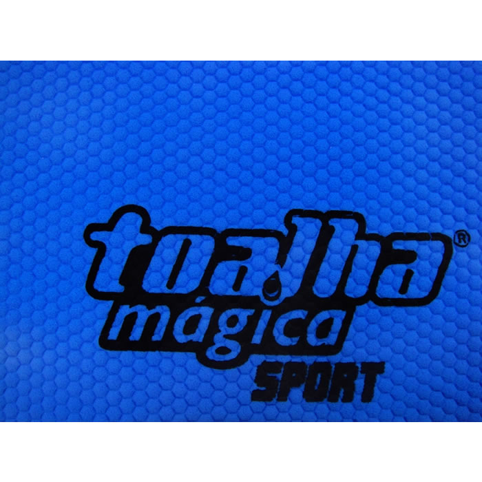 Toalha Mágica Sport Super Absorvente 43cm x 32cm Fixxar  - MGCOMPUTERS