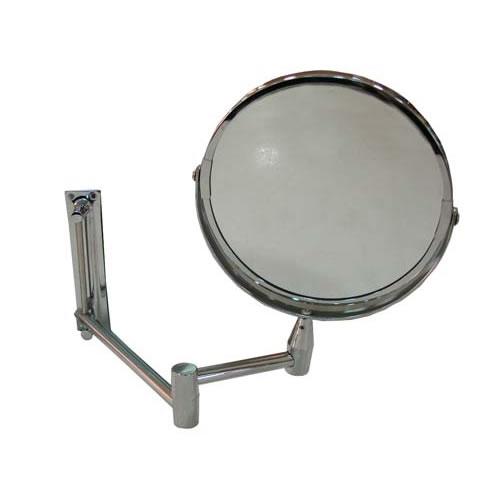 Espelho de Parede Duplo Com Aumento de 3X Articulado Para Banheiro Wenko WE3656460100  - MGCOMPUTERS