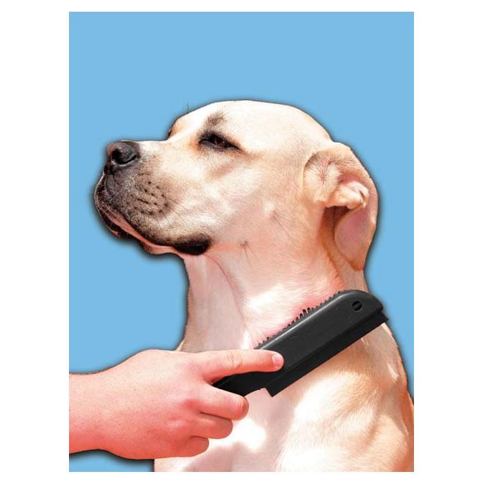 Escova de Borracha Para Limpar Pelos e Escovar Cães e Gatos Furemover Evriholder 180IFR  - MGCOMPUTERS