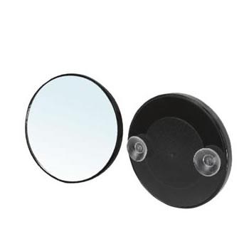 Espelho Anti Emba�ante Com Aumento de 5X e Ventosas Para Fixar Fog Free Mirror Evriholder FFM-5X  - MGCOMPUTERS