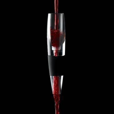 Aerador de Vinho Magic Decanter Transparente Uny Gift HX2607  - MGCOMPUTERS