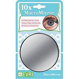 Espelho Com Aumento de 10X e Ventosas Para Fixar Macro Mirror Evriholder MACM10XP  - MGCOMPUTERS