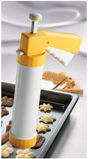 Máquina De Fazer Biscoitos Com Kit Para Confeitar Dr. Oetker 1631  - MGCOMPUTERS
