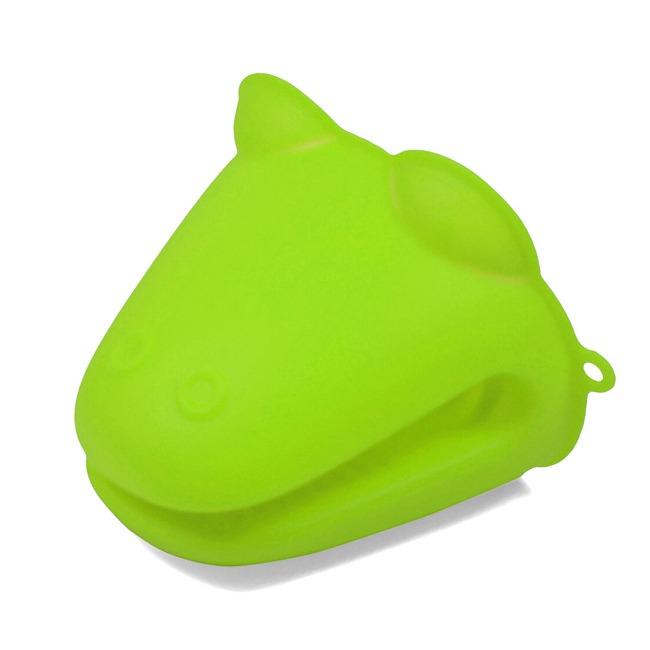 Pegador Térmico Luva Em Silicone Para Uso Em Cozinha Forno e Fogão Clink CK795  - MGCOMPUTERS