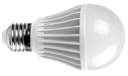 Lâmpada Led Bulbo 3W E27 Econômica Branca Fria 110V ZGP SL3W  - MGCOMPUTERS
