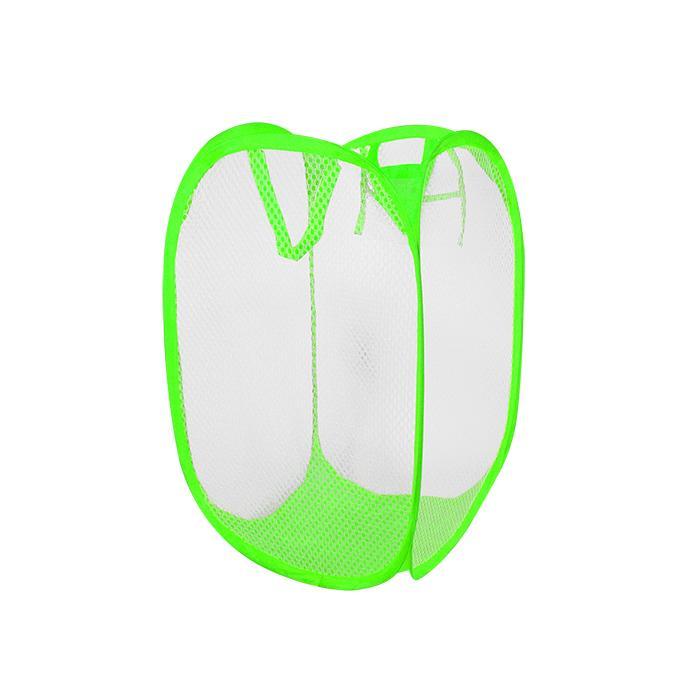 Kit 3 Cestos Grandes Multiuso Dobráveis Para Roupas Lavanderia e Banheiro 70cm x 40cm  - MGCOMPUTERS