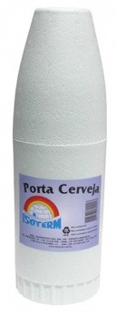 Kit 24 Porta Garrafas De Cerveja 600ml Térmico Em Isopor Isoterm 0013  - MGCOMPUTERS