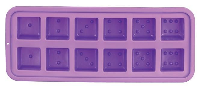 Forma Para Cubos Gelo Em Silicone 12 Cavidades Art House ZF2147  - MGCOMPUTERS