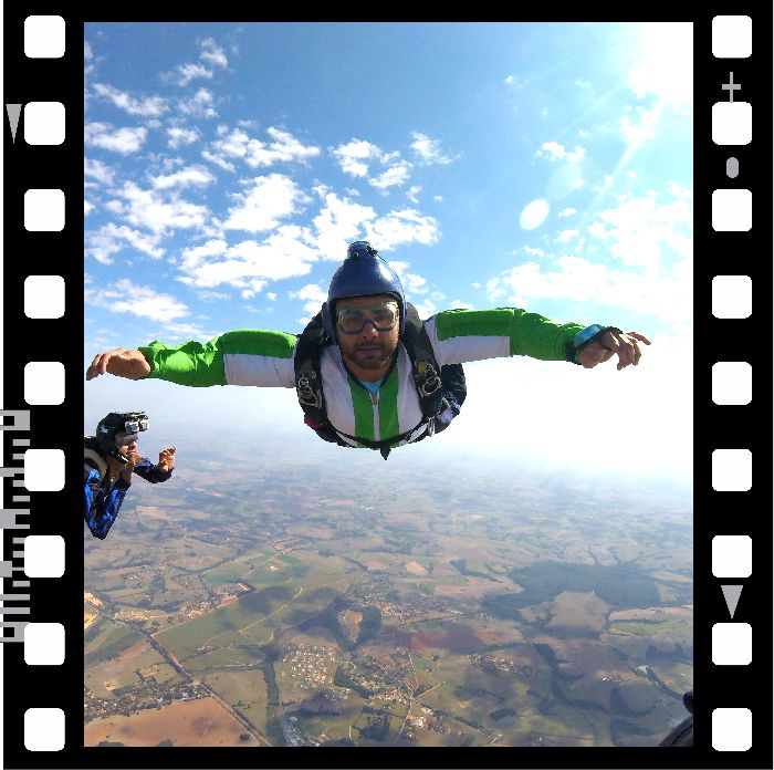 AFF TEORIA  - SkyRadical Paraquedismo