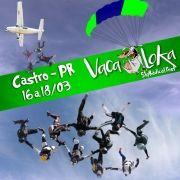 INSCRIÇÃO + 05 VAGAS + 04 DOBRAGENS EM CASTRO (PAGAMENTO EM 06 PARCELAS)