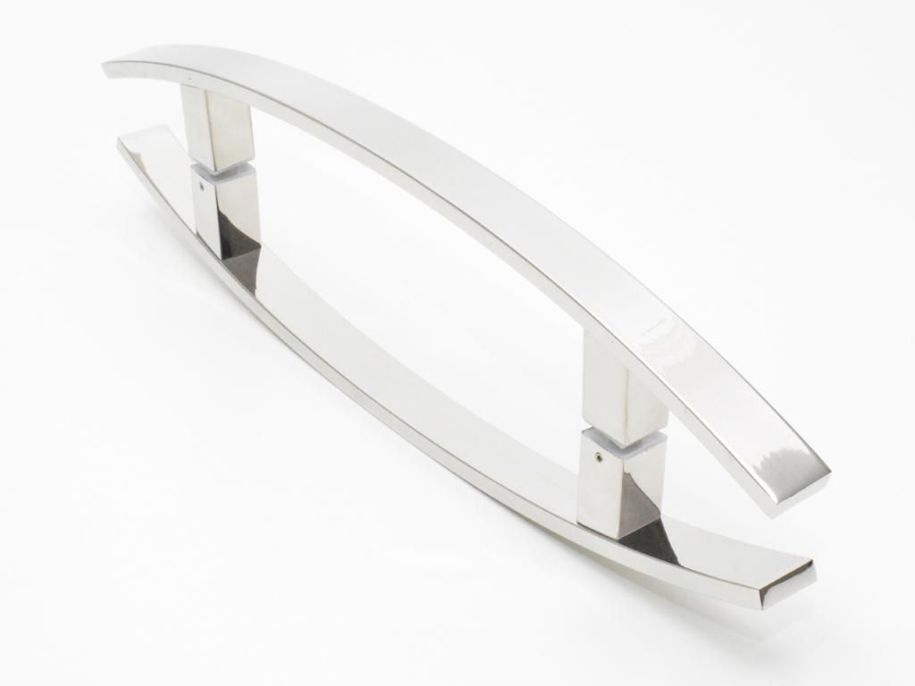 Puxadores para portas - CLASS - A�O INOX .