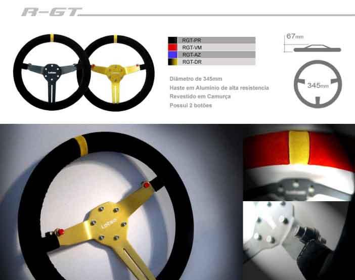 Volante Lotse R-GT
