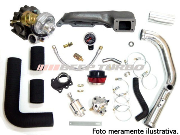 Kit Turbo Vw AT