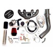 Kit Turbo Vw - AP - Carburado - 1.6 / 1.8 / 2.0 sem Turbina  - Power Bass