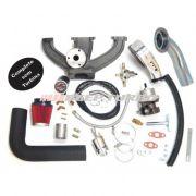 Kit turbo VW - AE - Carburado 1.6 sem Turbina