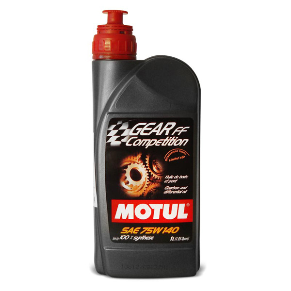 Óleo Motul Gear Competition 75w140