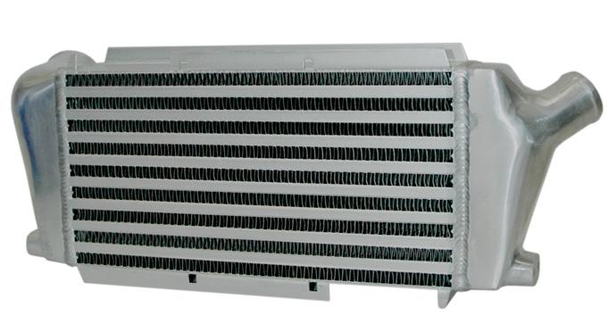 Intercooler SPA Gol/Parati 1000 16V 100% Alumínio (NTSI08)