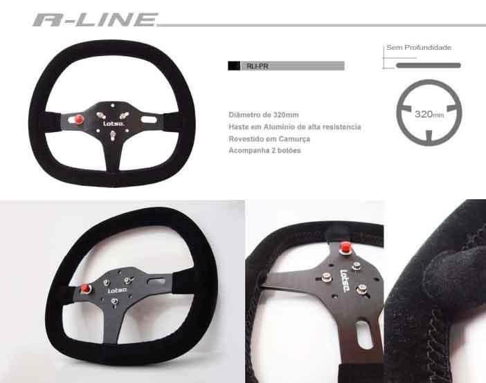 Volante Lotse R-Line ´G´