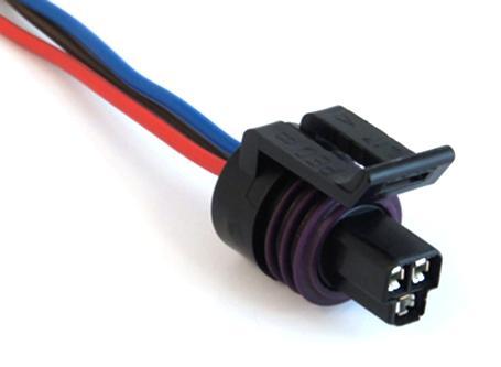 Conector Tps Gm Efi / Mpfi