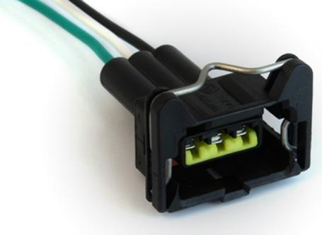 Conector Tps Omega / Sen Rf / Bob 3 Fios