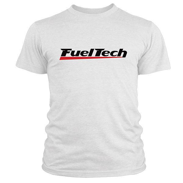 Camiseta Fueltech Branca