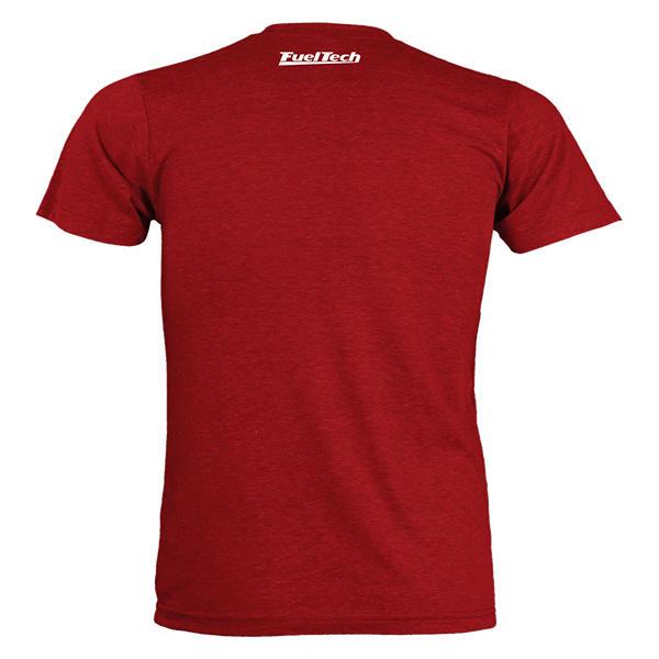 Camiseta Fueltech Vermelha