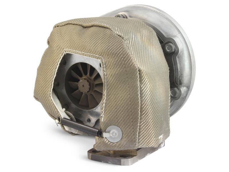 Capa Térmica para Turbo Compressores