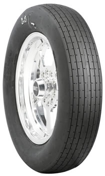Pneu Mickey Thompson 25x4.5 - 15 Drag Front (par)