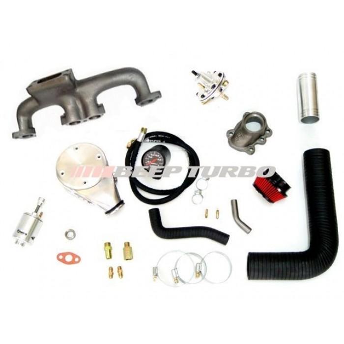 KIt turbo Fiat - Argentino - TBI  1.6 ( Tipo ) sem Turbina p/turbo T25