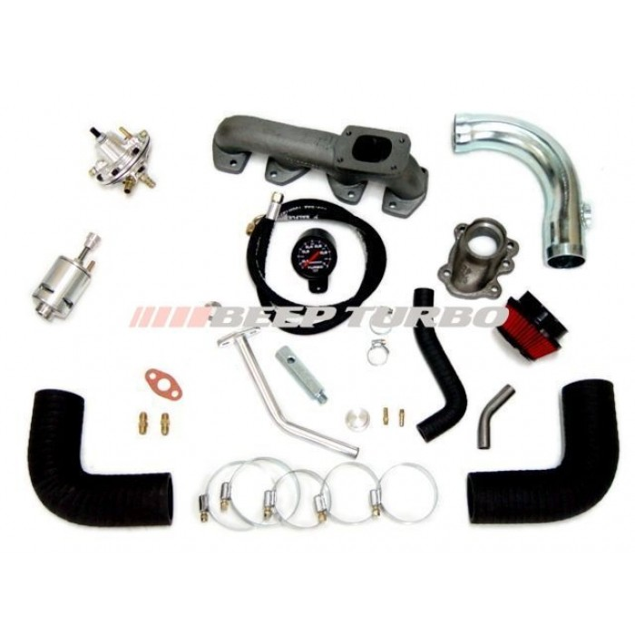 Kit turbo Fiat - Fire 1.0/1.4 8V (Palio / Uno ) sem Turbina