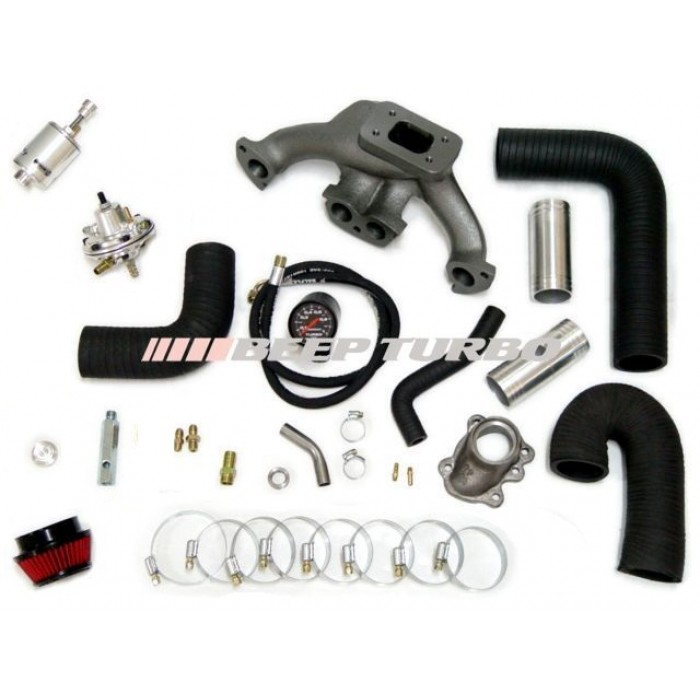 Kit Turbo Fiat - (Palio / Strada) 1.5/ 8V sem Turbina