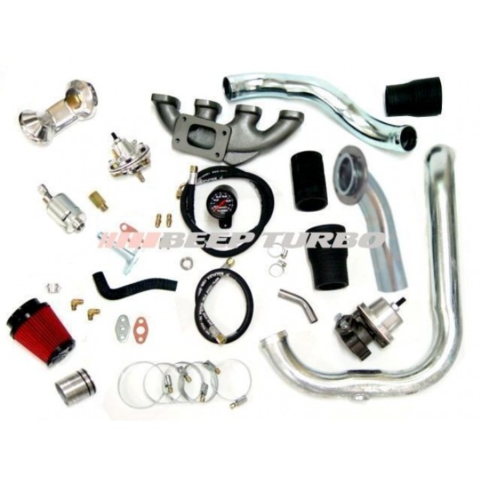 KIt turbo Fiat - (Strada / Stillo / Idea / Doblo) 1.8/ 8V- sem Turbina