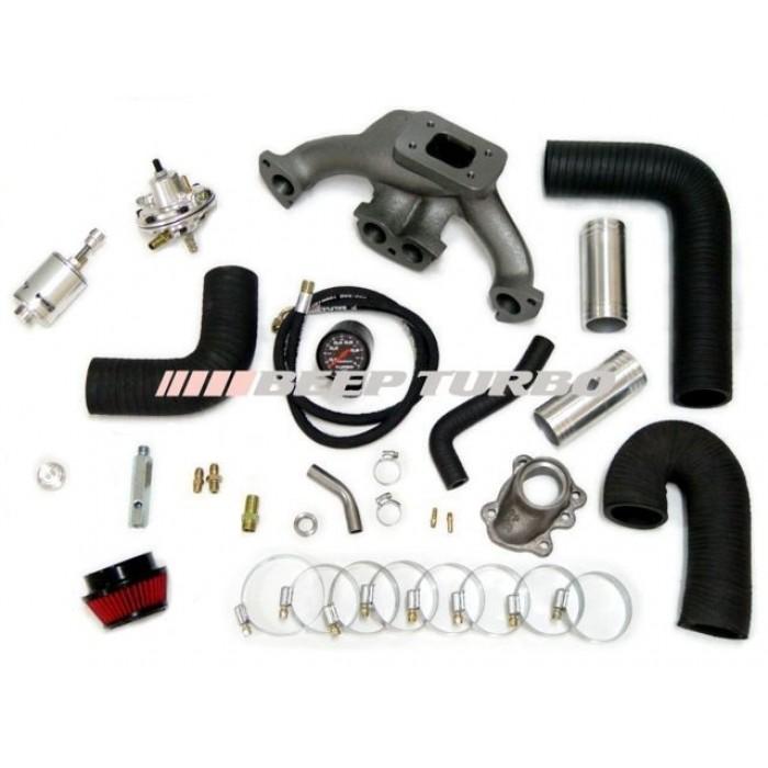 Kit Turbo Fiat - Fiaza - MPI 1.0 ( Palio/Uno ) sem Turbina